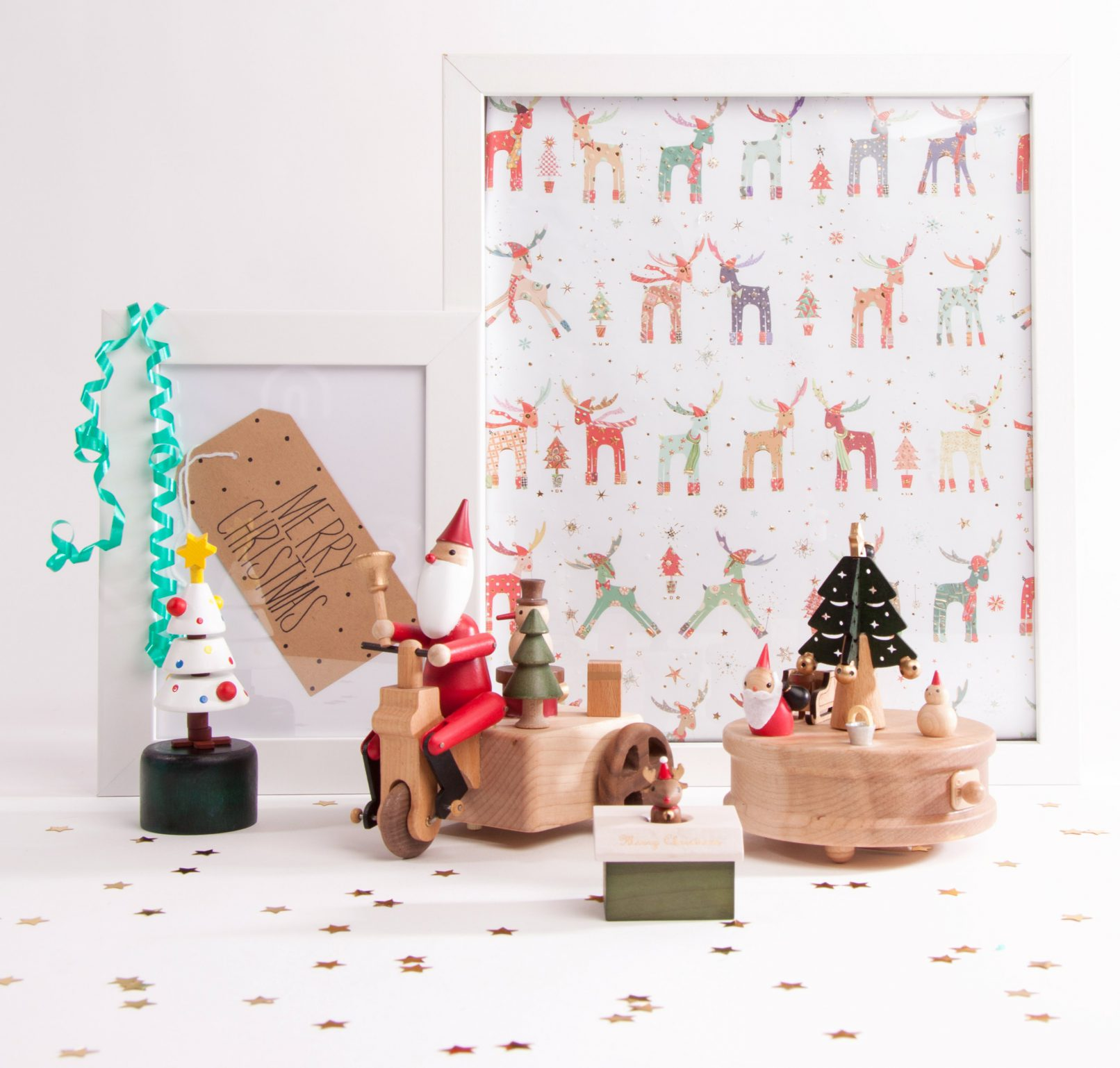 Vintage Christmas – Luci Jones Photography